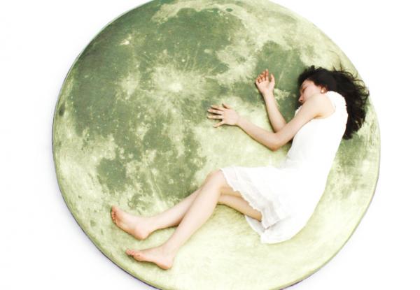Śpiąc na księżycu