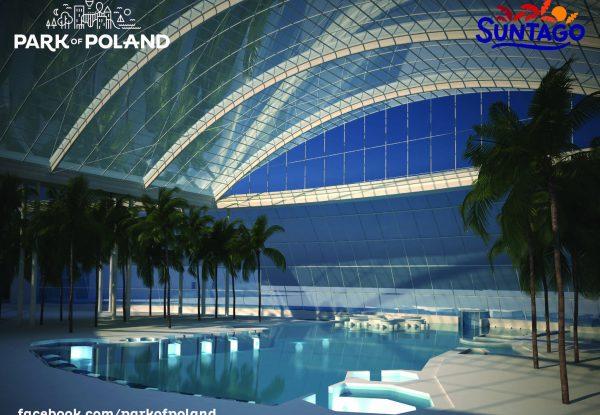 Największy w Europie Środkowo-Wschodniej park wodny powstaje…. w Polsce