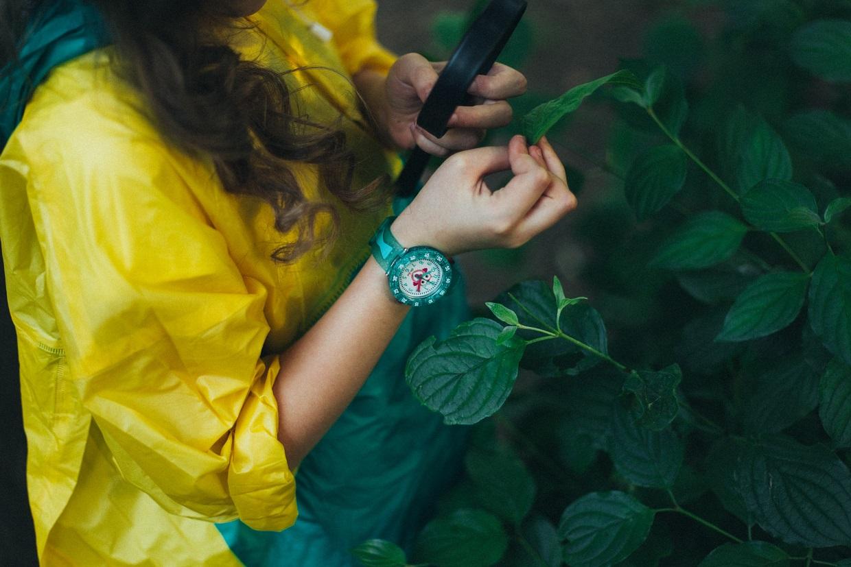 zegarek dla dziewczynki