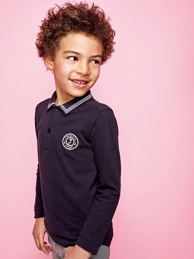 moda dla chłopców