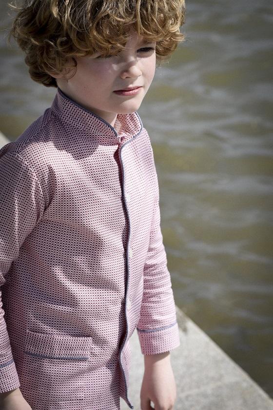 pidżama dla chłopca
