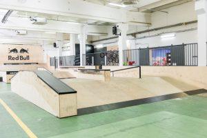 skatepark funbox