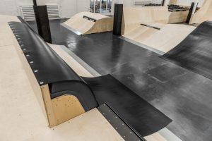skatepark rezi quarter