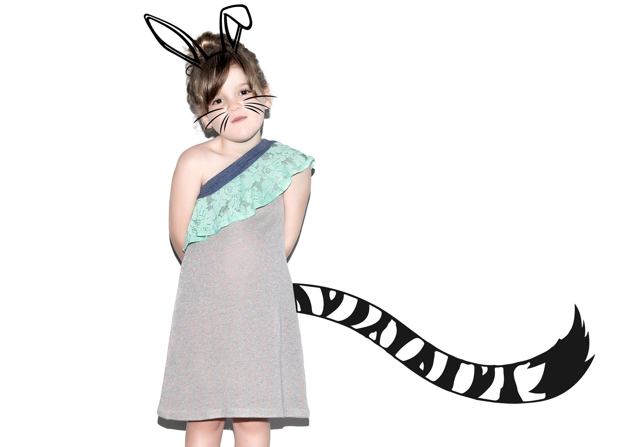 kids love fashion