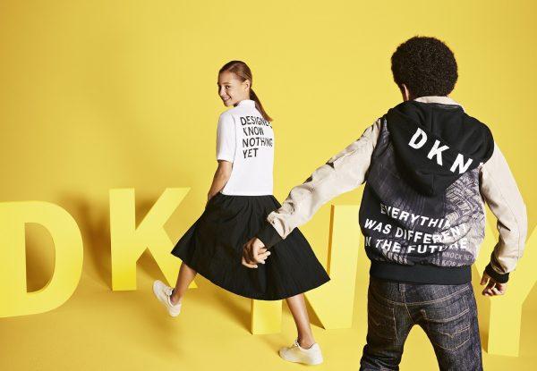 Niech żyje styl miejski! & Let's celebrate the urban style! DKNY Kids SS'18