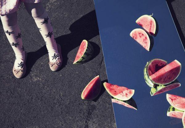 Księżycowo-owocowa kolekcja od iglo + indi & melon-moon collection from iglo + indi