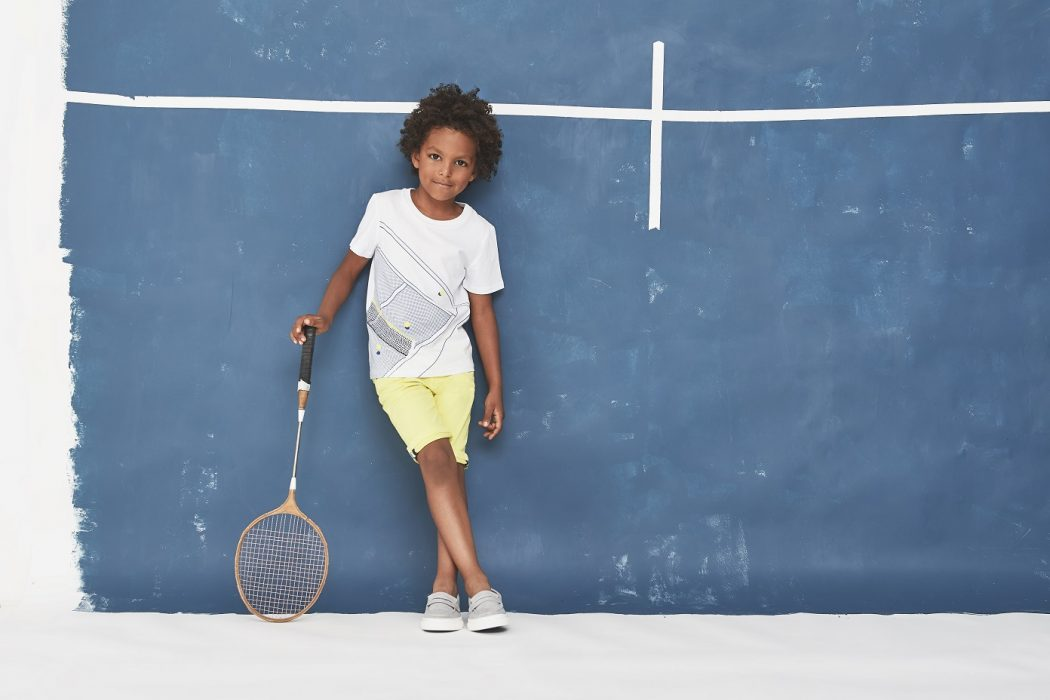 badminton kids