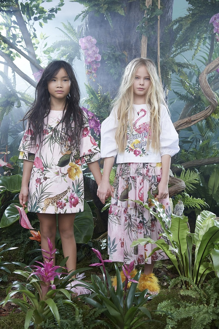 flower kids dress