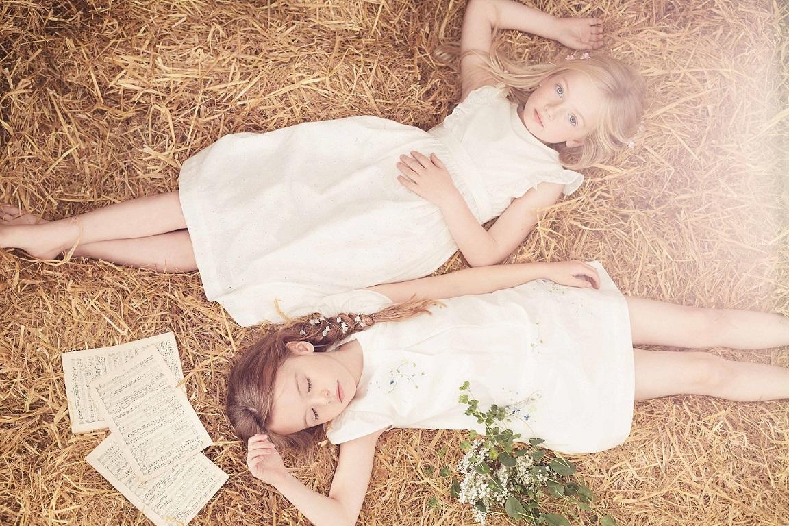 kids fashionista model