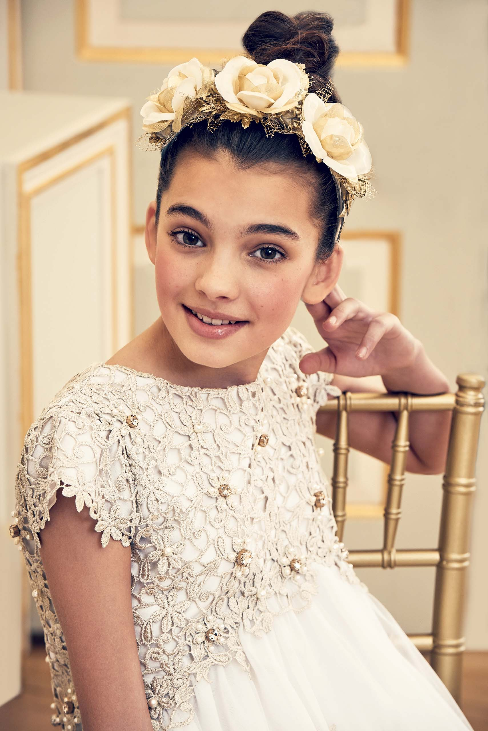 luxury fashion for kids
