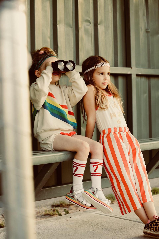 fashionably loud kids