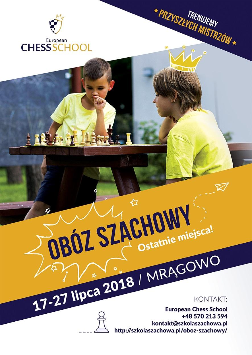 obóz szachowy