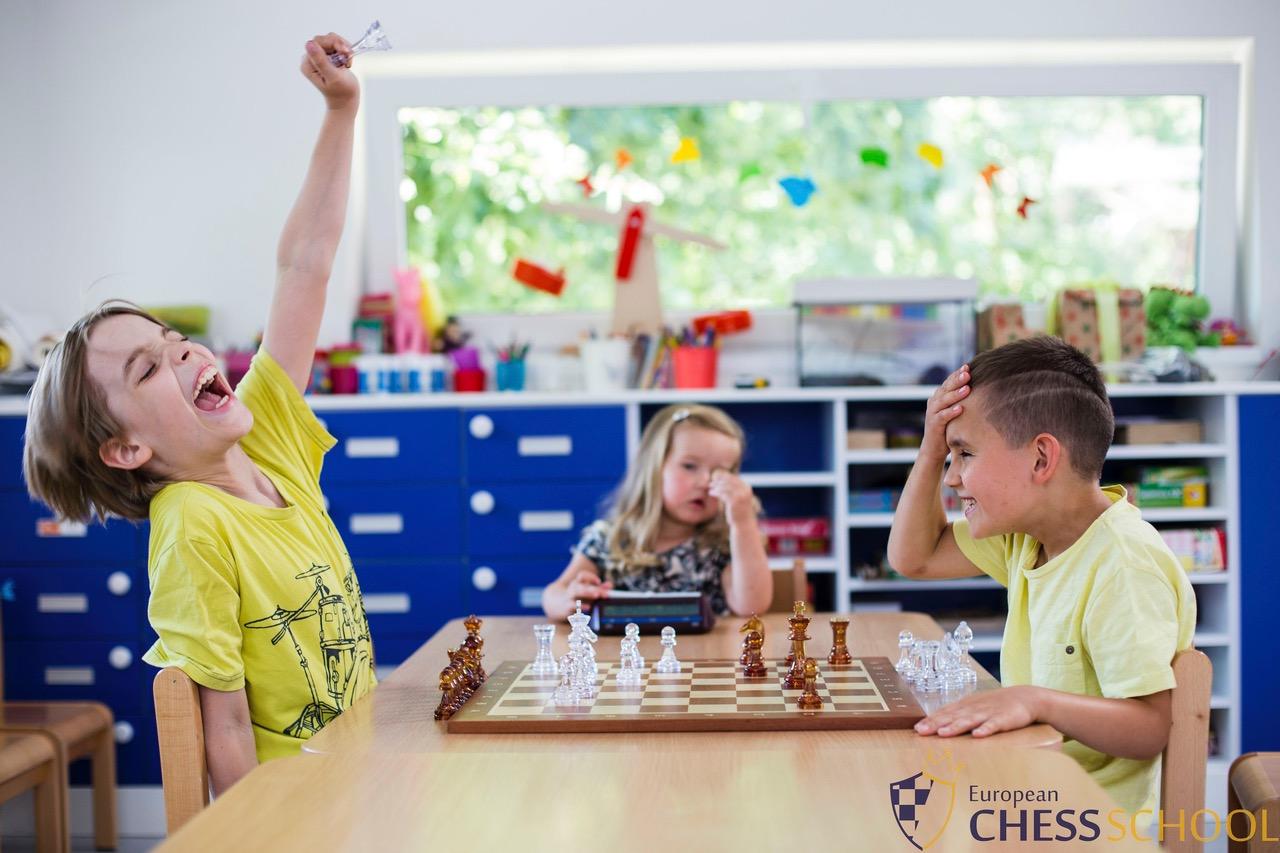 obóz szachowy dla dzieci