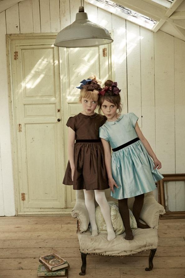 elegant kids dress