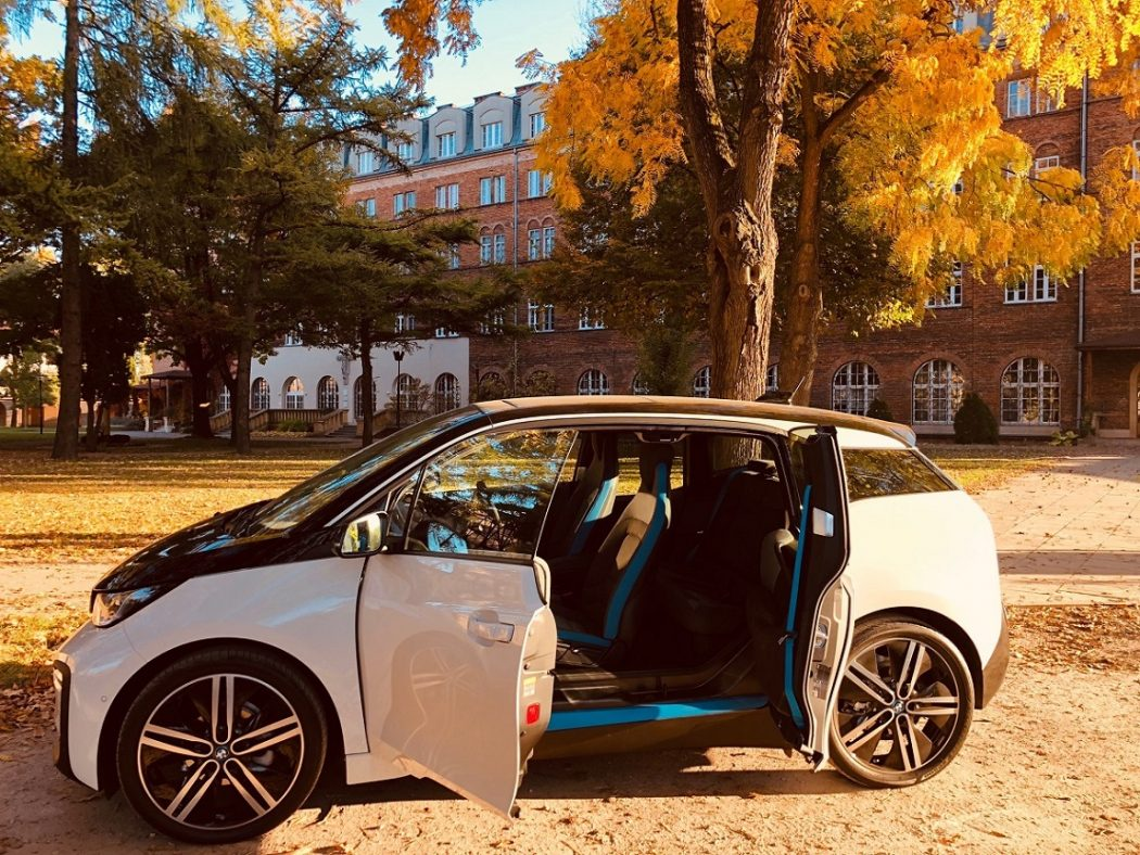 ekologiczne auto
