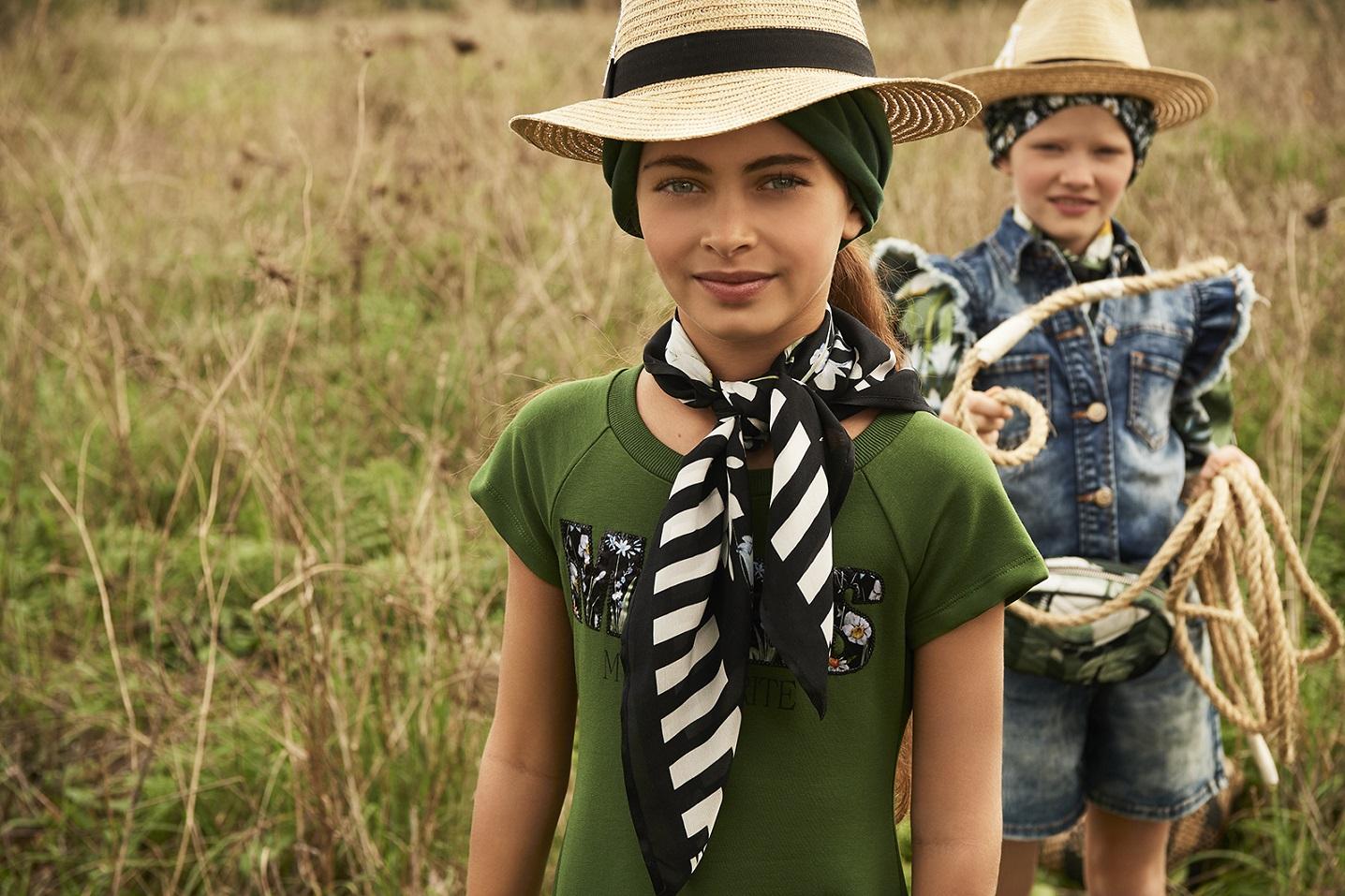 luxury kids fashion