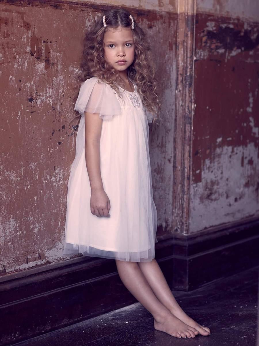 suknie dziecięce