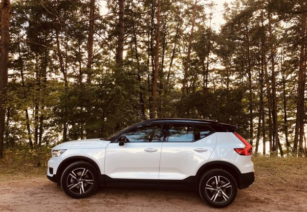 Jesienny weekend z Volvo XC40