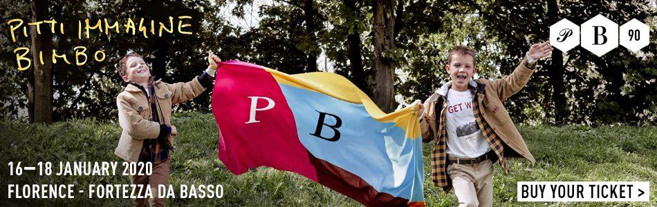 Pitti Bimbo 90 banner