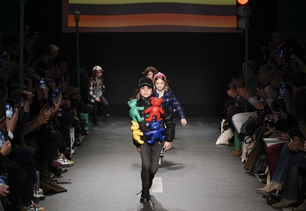 Pitti Bimbo #90 AW20/21 fashion shows – Part 1: Benetton Street