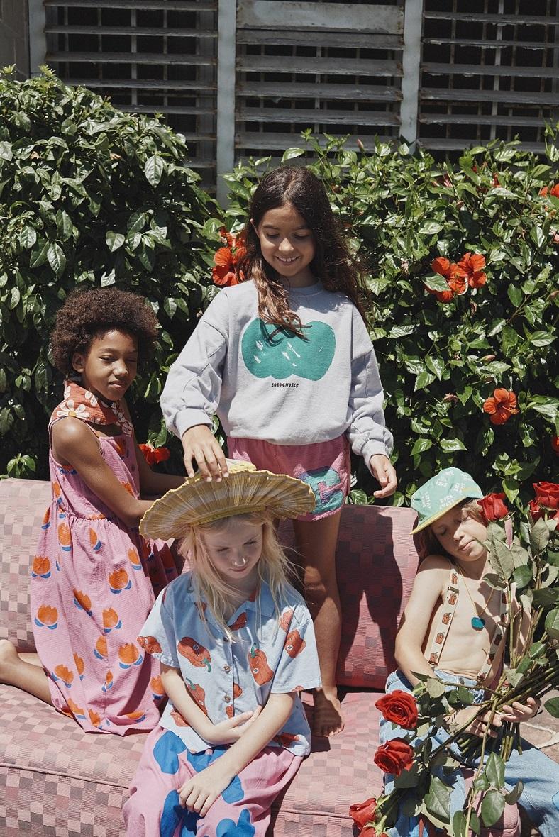 spring summer kids