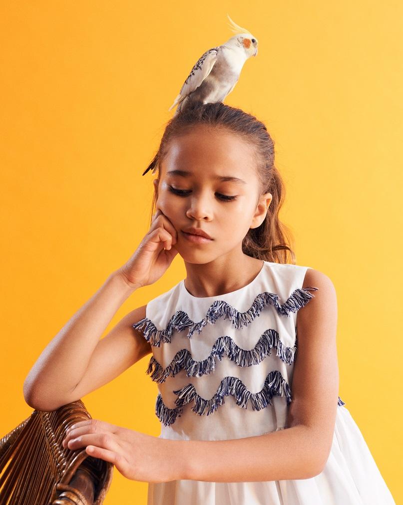 kids photo model
