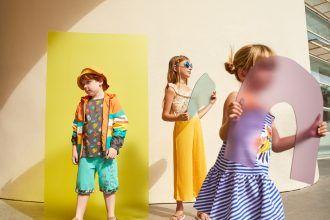 Spanish kids fashion