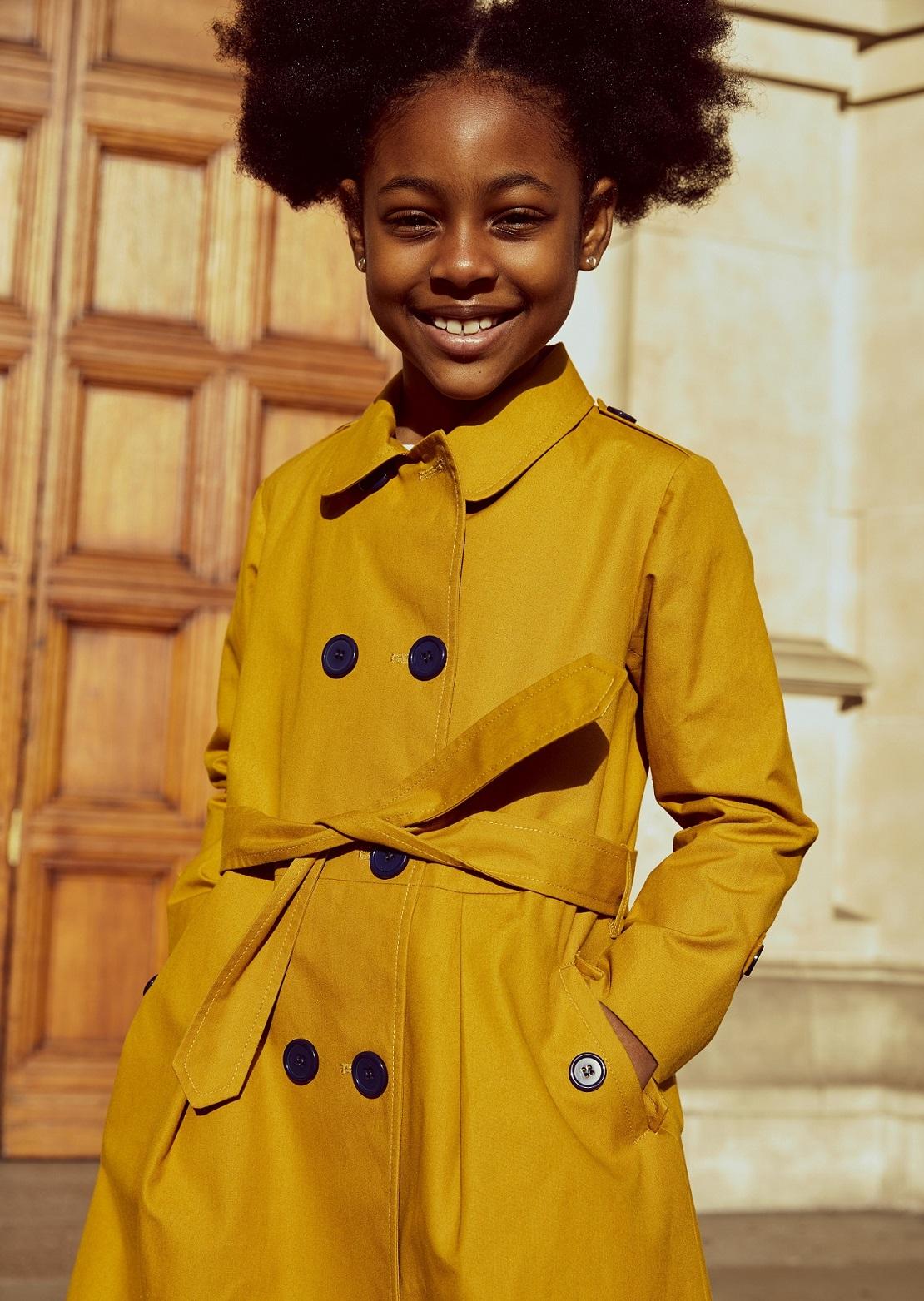 Bayswater Girls Trench Coat